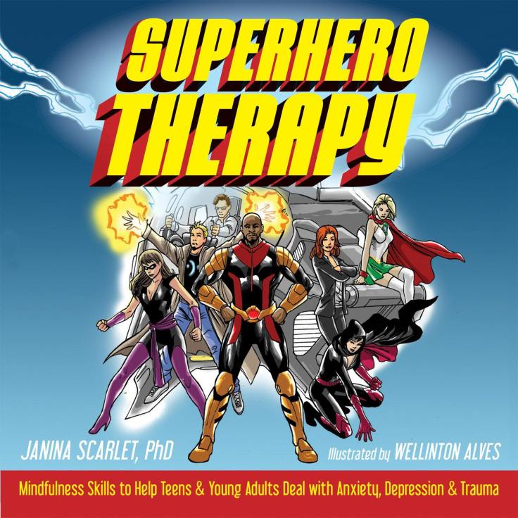 Superhero Therapy US