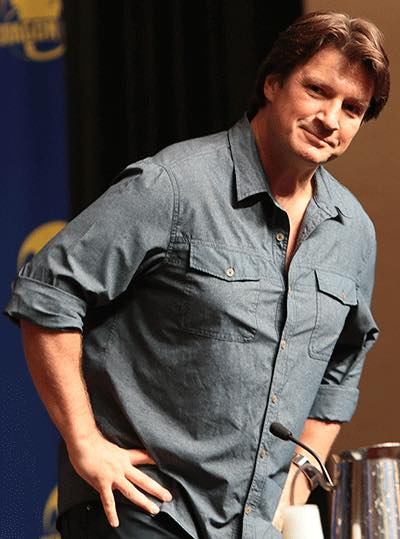 dragon con nathan fillion