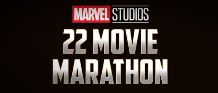 marvel 22 movie marathon
